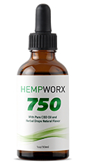 HempWorx 750 Dropper